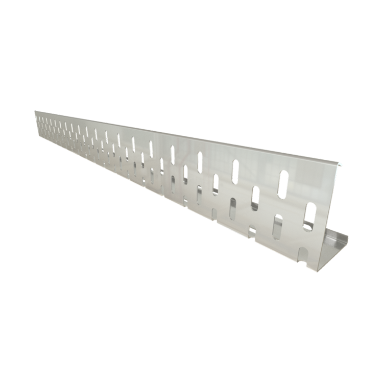 Listwa żwirowa i listwa krawędziowa - aluminium