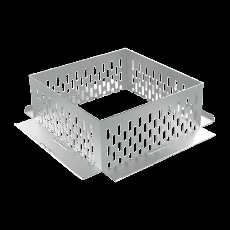 Kosz aluminiowy